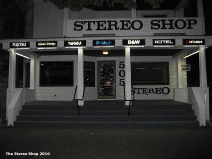 The Stereo Shop