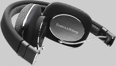 B&W P3 headphones