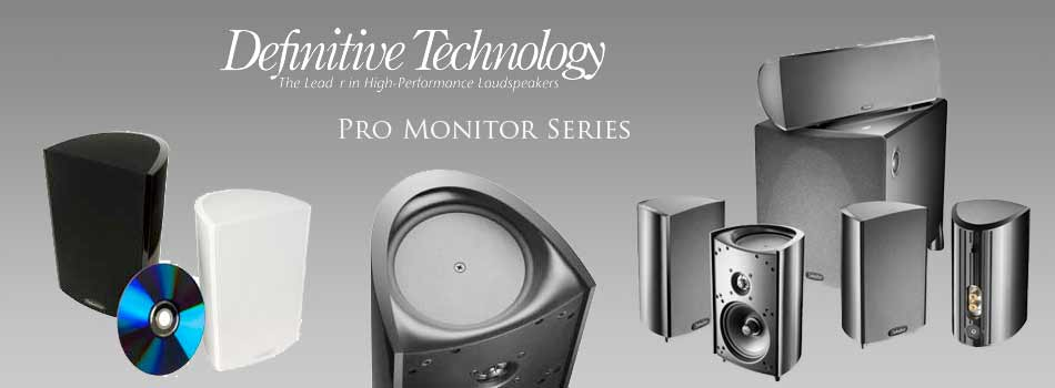 Definitive Technology Promonitor 800 Review