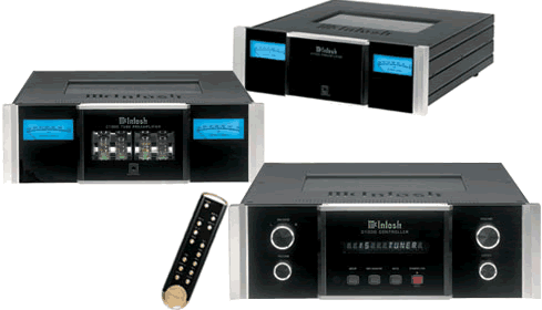 The Stereo Shop-McIntosh Pre-Amps