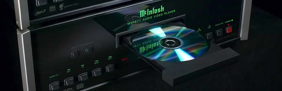 mcintosh blue ray header