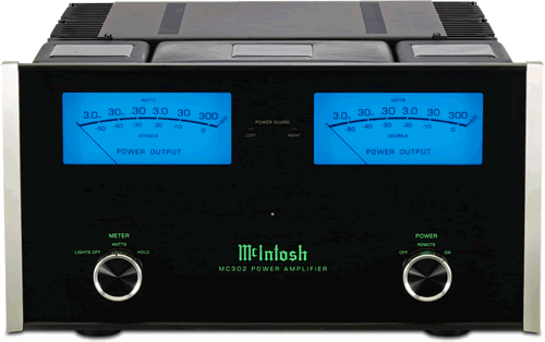 The Stereo Shop Mcintosh Power Amps