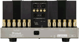 mcintosh mc-452 rear