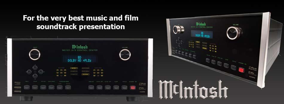 The Stereo Shop-McIntosh A-V Processors