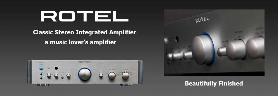 rotel integrated amp header