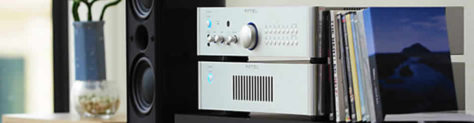 rotel power amp header