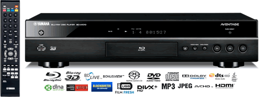 the stereo shop yamaha blu ray players. Black Bedroom Furniture Sets. Home Design Ideas