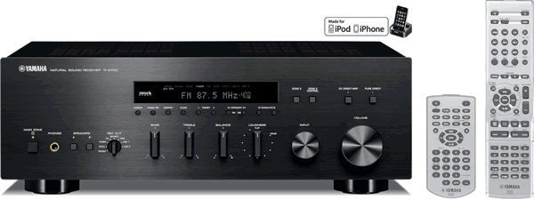 the stereo shop yamaha stereo receivers. Black Bedroom Furniture Sets. Home Design Ideas