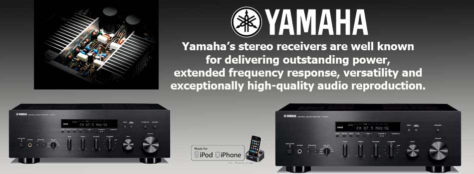 yamaha stereo receivers header
